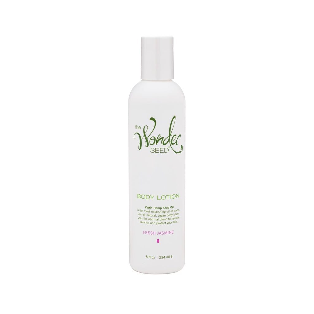 Hemp Body Lotion - Fresh Jasmine