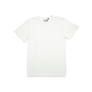 Baja Tee Optic White