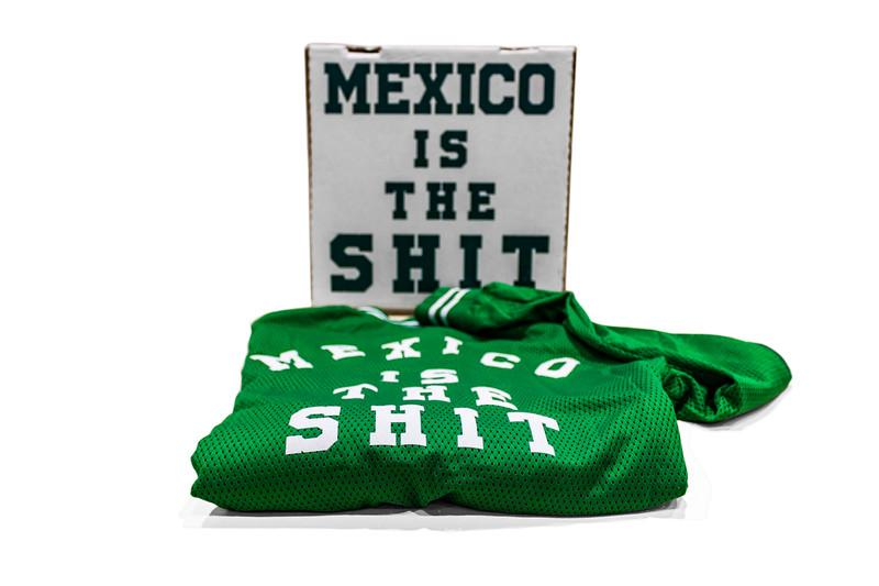 Mexico Is The Shit Jacket