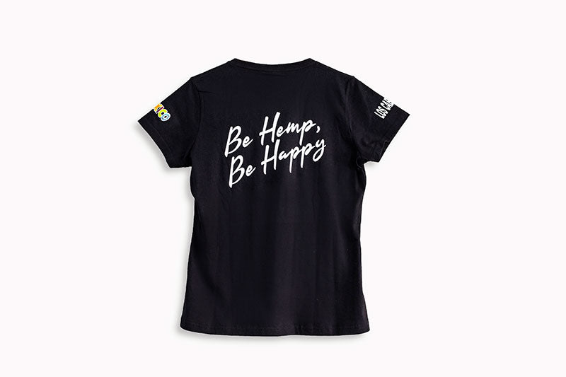 Men Tshirts Black, The Hemp Store
