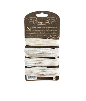 HEMP CORD MULTI WEIGHT
