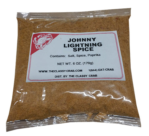 6oz. Johnny Lightning Seasoning™