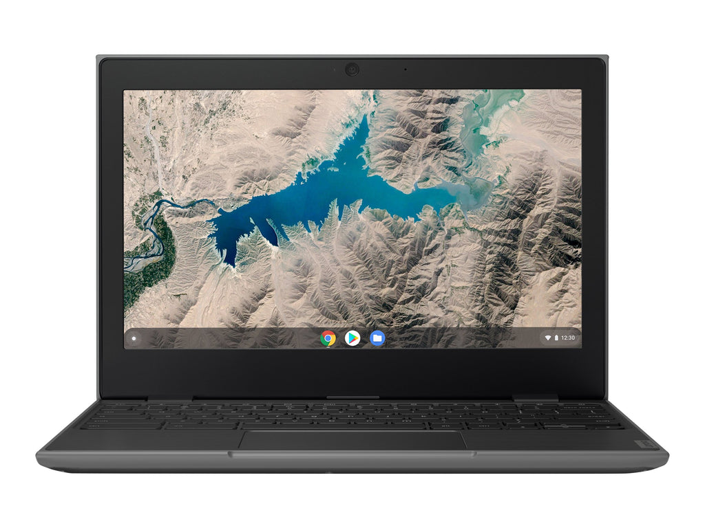 "Lenovo 100e 11.6"" HD 2nd Gen AST Chromebook, AMD A4-9120C, 1.60GHz, 4GB RAM, 32GB eMMC, Chrome OS- 82CD0004CF"