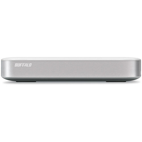 Buffalo 1TB MiniStation Thunderbolt/USB 3.0 Portable Hard Drive, 10/5 Gbps - HD-PA1.0TU3