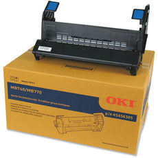 OKIDATA 72K Image Drum for MB760 / MB770 Series Printers, 72,000 Pages - 45456305