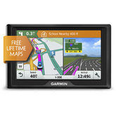 "Garmin Drive 51 LM Automobile Portable GPS Navigator, 5"" Touchscreen Color Display, Mountable, Black - 010-01678-0B"