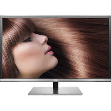 "AOC Q3277FQE 32"" Quad HD LED Monitor, 5 ms, 16:9, 20M:1, 60Hz, Silver - Q3277FQE-B"