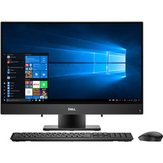 "Dell Inspiron 3480 All In One Desktop PC, 23.8"" IPS FHD Touchscreen Display, Intel Core:i5, 1.60GHz, 8GB RAM, 1TB SATA, Windows 10 Home-64 Bit- i3480-5431BLK"