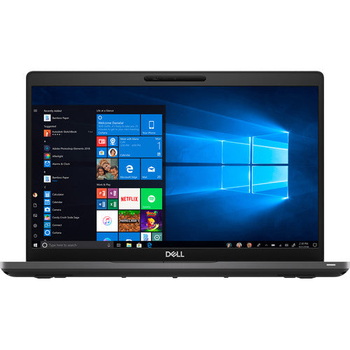 "Dell Latitude 5000 5400 14"" Full HD (Touchscreen) Notebook, Intel i7-8665U, 1.90GHz, 16GB RAM, 512GB SSD, Windows 10 Pro 64-Bit - 1YVY5"