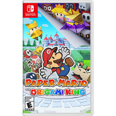 Nintendo Paper Mario: The Origami King (Nintendo Switch) - 110720