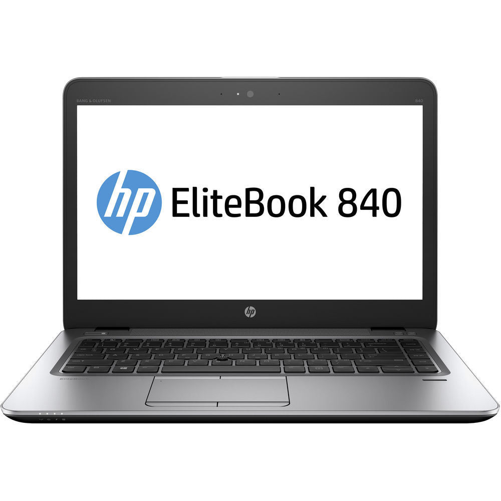 "HP Elitebook 840-G4 14"" QHD Notebook Intel Core i7 2.70GHz 16GB RAM  512GB SSD Windows 10 Pro 1GE45UT#ABA"
