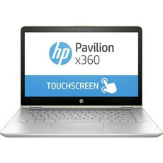 "HP Pavilion X360 14-ba108ca Convertible Notebook, 14"" FHD (Touchscreen) Display, Intel Core i5, 1.60GHz, 8GB RAM, 256GB SSD, Windows 10 Home 64-Bit- 1UG19UA#ABL"