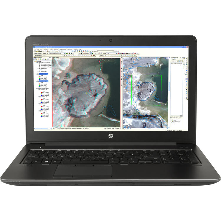 "HP ZBook 15-G3 Mobile Workstation 15.6"" FHD Intel Core i7 2.70GHz 8GB RAM 512GB SSD Windows 10 Pro"