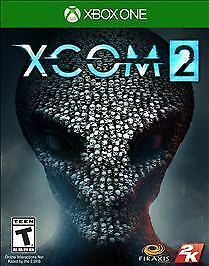 Microsoft XCOM 2 Video Game for Xbox One, ESRB-Teen - 49476