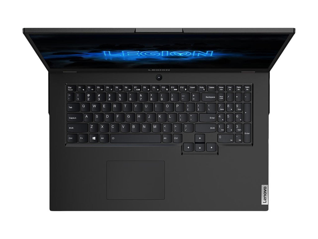 "Lenovo Legion 5 17IMH05H 17.3"" FHD Gaming Notebook, Intel i7-10750H, 2.60GHz, 16GB RAM, 512GB SSD, Win10H - 81Y80015US (Refurbished)"