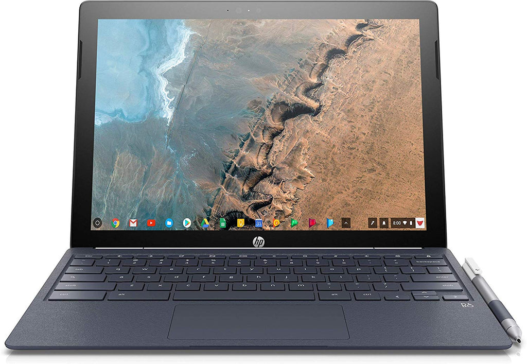 HP Chromebook x2 12-f014dx Touchscreen, Intel Core M3-7Y30, 1.00GHz, 4GB RAM, 32GB SSD, Chrome OS - 3PH11UAR#ABA (Certified Refurbished)