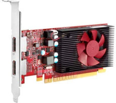 HP AMD Radeon R7 430 2GB Graphics Card, PCIe 3.0 x16, DisplayPort, VGA - 5JW82AT