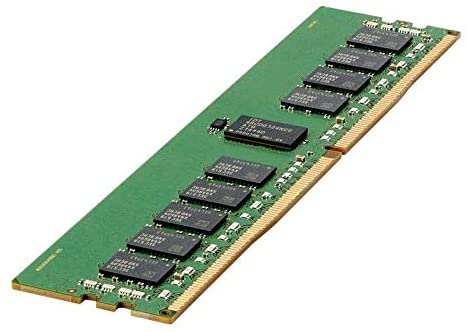 HPE 8GB Single Rank x8 DDR4-2666 CAS-19-19-19 Unbuffered Standard Memory Kit - 879505-B21