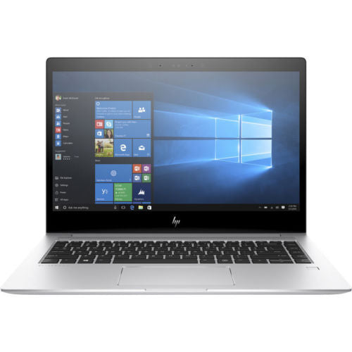 "HP EliteBook 1040-G4 Business Notebook 14"" FHD Intel Core:i7-7600U 2.80GHz 8GB RAM 256GB SSD Windows 10 Pro 2UL95UT#ABA"