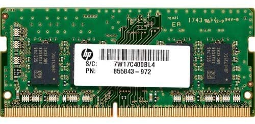 HP 8GB DDR4-2666 nECC SODIMM RAM, Memory Module for Workstation - 3TQ35AT
