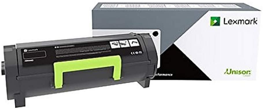 Lexmark Black Toner Cartridge for Select Monochrome Laser Printers, 3000 Pages Yield- B2300A0