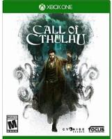 Cyanide Studio's Call of Cthulhu (Xbox One) Video Game, ESRB-M17+, Single Player Mode - XB1CALLOFCTHULHU