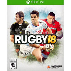 Rugby 18 (Xbox One) Video Game, ESRB-E (Everyone), Multiplayer Mode - 351406