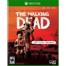 The Walking Dead: The Final Season Video Game for Xbox One, ESRB-M17+, Single Player Mode - TT02021