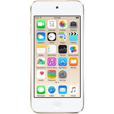 "Apple iPod 4"" (Touch), 6th Gen, 128GB, Gold  - MKWM2VC/A"