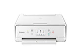 Canon PIXMA TS6220 Wireless Inkjet All-In-One Printer, Color Printer, Bluetooth, USB & Wi-Fi Connectivity, White - 2986C022