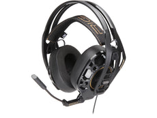 Plantronics RIG 500 Pro HC Wired Gaming Headset, Isolating Earcups - 214450-01 (Refurbished)
