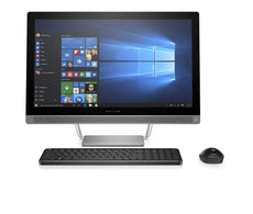 "HP Pavilion 24-b010 23.8"" Full HD All-in-One (Touchscreen) PC, AMD:A9-9410, 2.90GHz, 8GB RAM,  1TB HDD, Windows 10 Home 64-bit- V8P37AA#ABA (Certified Refurbished)"