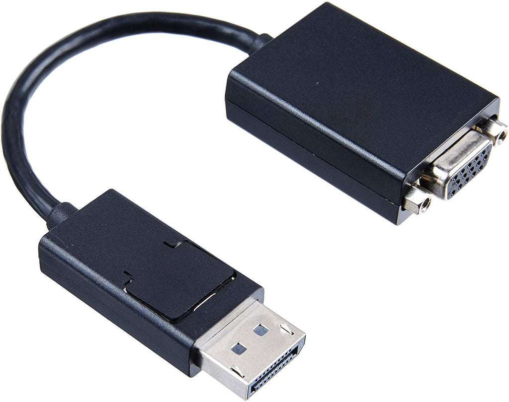 "Lenovo DisplayPort To VGA Monitor Adapter, 7.8"" Display Cable - 57Y4393"