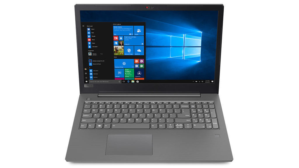 "Lenovo V Series V330 Notebook 15.6"" HD Intel Core:i5 2.50GHz 4GB RAM 500GB SATA Windows 10 Pro 81AX00BWUS"