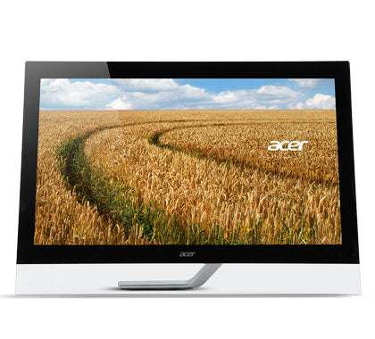 "ACER T232HL ABMJJZ 23"" Full HD (Touchscreen) LED Monitor, LCD Display, 5MS-Response, 16:9, 100M:1-Contrast, Speakers - UM.VT2AA.A01"