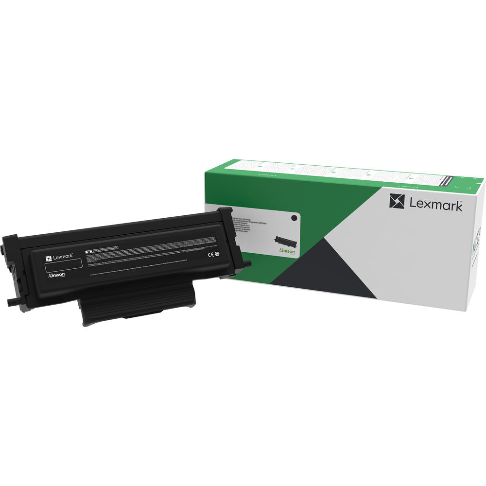 Lexmark Black Return Program Toner Cartridge, 1200 Pages Yield- B221000