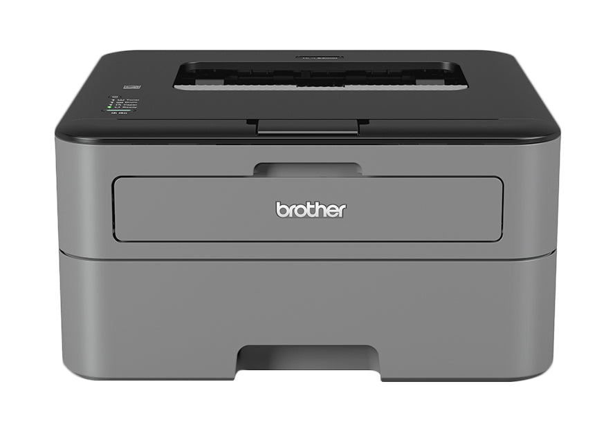 Brother Compact Monochrome Personal Laser Printer, 8MB Memory, Duplex Printing - HL-L2300D
