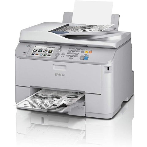 Epson Workforce Pro WF-M5694 Monochrome Inkjet Multi Function Printer C11CE37201