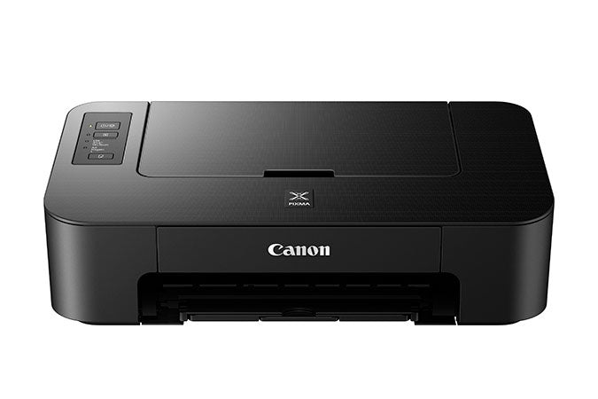 Canon PIXMA TS202 Inkjet Printer, Color Printer, USB Connectivity, Black - 2319C002