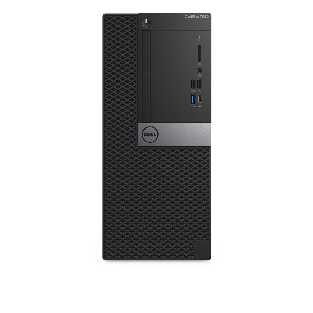 Dell OptiPlex 7050 Business PC Mini Tower Intel Core i7 3.60GHz 16GB RAM 256GB SSD Windows 10 Pro-64 Bit 0Y88G