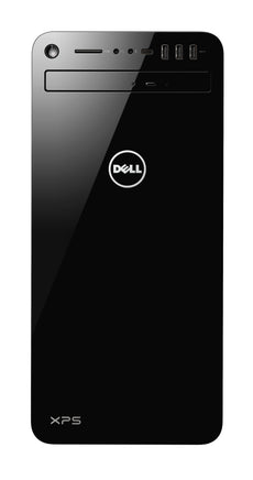Dell XPS 8930 Gaming Desktop Computer, Tower, Intel Core i7-8700, 3.20GHz, 8GB RAM, 1 TB HDD, Windows 10 Home 64-bit, Black- XPS8930-7194BLK