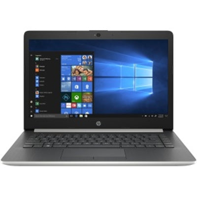 "HP 14-ck0061st 14"" HD LCD Notebook Intel Pentium N5000 1.10GHz 8GB RAM 500GB HDD SATA Windows 10 Home 4AG12UA#ABA"