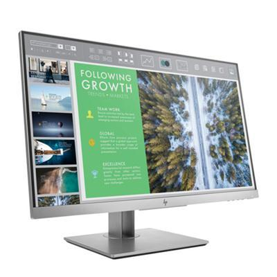 "HP EliteDisplay E243 23.8"" FHD LED LCD Monitor, 16:9, 5MS, 10M:1-Contrast - 1FH47A8#ABA"