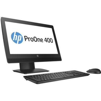 HP Business Desktop ProOne 400 G3 All-in-One PC - Intel Core i3 3.40GHz 4GB RAM 500GB SATA Windows 10 Pro 1UF56UT#ABA