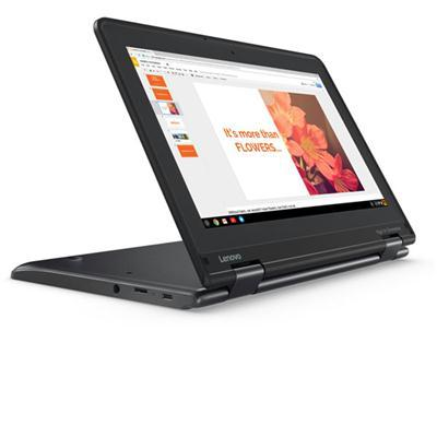 "Lenovo ThinkPad 11e 20HY0000US 11.6"" Touch LCD Chromebook Intel Celeron N3450 1.10GHz 4GB RAM 32GB Flash Memory Chrome OS 20HY0000US"
