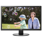 "HP 24uh 24"" Full HD LED-backlit Monitor, 16:9, 5ms, 10M:1-Contrast- K5A38AA#ABA"