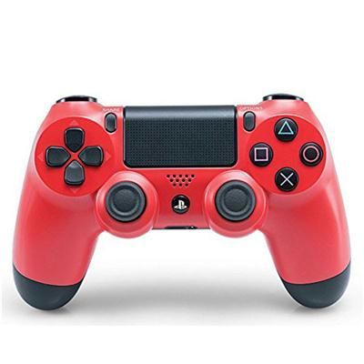 Sony DualShock 4 Wireless Controller 3001549 Magma Red