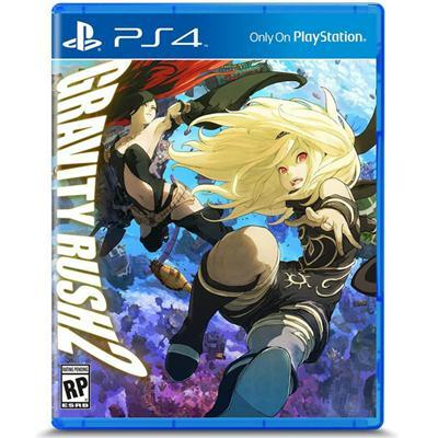 Sony Gravity Rush 2 Basic PlayStation 4 video game (PS4) 3001863