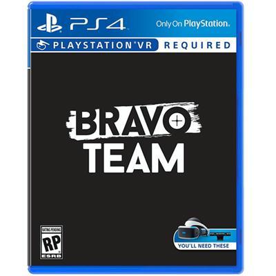 Sony Bravo Team Basic PlayStation 4 video game (PS4) 3002233