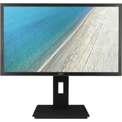 "Acer B246HL ymiprx 24"" Full HD LED Monitor, LCD Display, 5MS-Response, 16:9, 100M:1-Contrast, Speakers, Swivel/Tilt/Height-adjustment - UM.FB6AA.007"